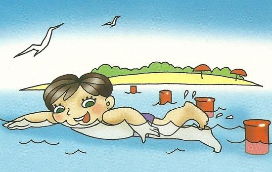 Смертельный заплыв или купание в не предназначенных для этого местах или, изображение №9
