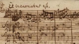 Et incarnatus est - Bach's last vocal piece (English Subtitles) / Manuscript / Mass in B minor, Bach