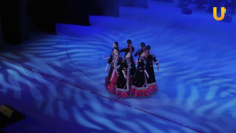 Танец Семь девушек Ансамбль народного танца им Файзи Гаскарова