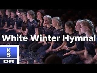 White Winter Hymnal //DR JuniorKoret (Live)
