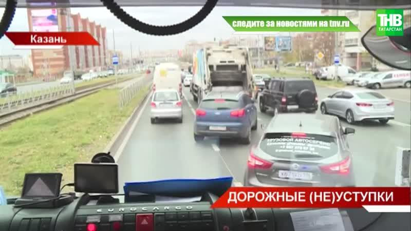 В Татарстане выросло число вызовов скорой помощи и количество жалоб на автохамов