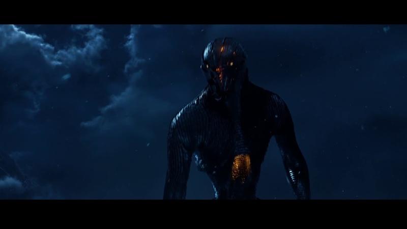 Стражи атакуют мутантов Люди Икс Дни минувшего будущего X Men Days of Future Past