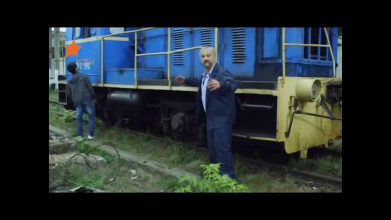 Машинист учит сына профессии Путевая страна