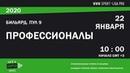 Бильярд. Россия. Пул 9. 22 января 2020г. Лига Про. Москва. Лига Профессионалы