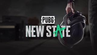 PUBG NEW STATE   Официальный трейлер