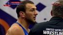 ЧР по вольной борьбе 2020. Финал 92 кг. Алихан Жабраилов - Магомед Курбанов.