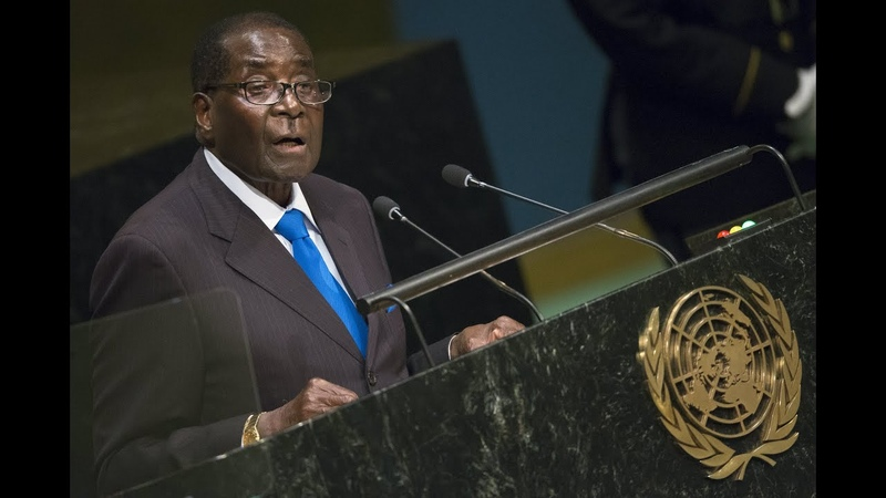 We are not gays! Exclaims Mugabe during UN Address