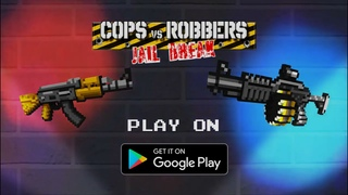 Cops Vs Robbers Jailbreak By Aeria Canada - Best Games For Android HD #MobileGameTrailers