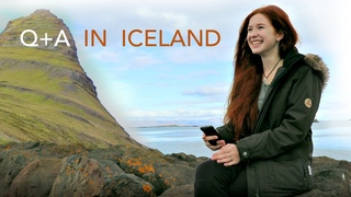 Q+A in ICELAND! Nature, Music Video, Instruments, Album, ...
