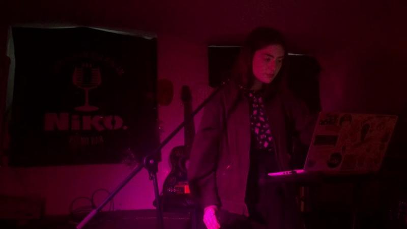Viderpoll- vremena (live at Niko pianobar, spb)