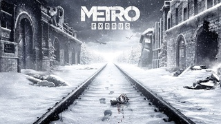 METRO: Exodus/МЕТРО: Исход - (Enhanced edition) Прохождение #1 на русском/60FPS/2K/PC/Gin Hyppo/2021