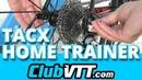 TACX Home Trainer - Comment changer l'axe de la roue arrière - 499