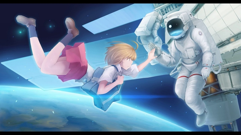 PMV beautiful life in the sky for anime