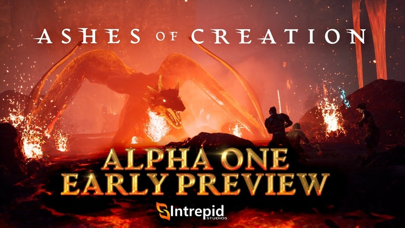 Development Update Alpha One Early Preview 11AM PT Friday March 27 2020