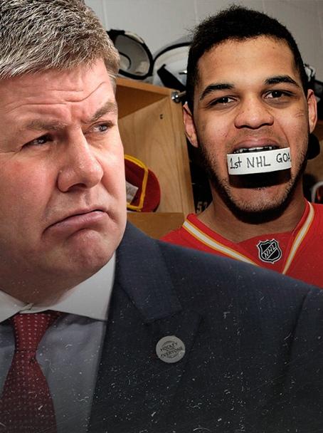 В НХЛ игроки-неудачники вспоминают как их били и унижали тренеры. Одного уже уволили