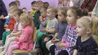 """Кукольный спектакль """"Колобок""""  Группа 3"""