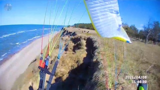PARAGLIDING GONE WRONG V54 2021   Paramotor   PPG   Hang Glider
