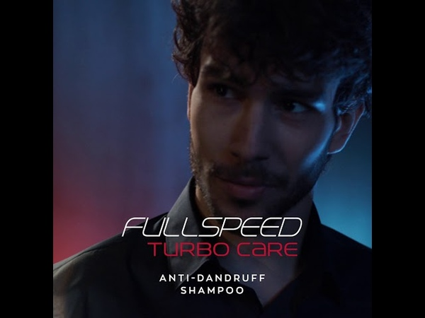 Шампунь против перхоти Full Speed Turbo Care