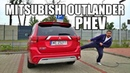 Mitsubishi Outlander PHEV 2020 - High Tech For The School Run (ENG) - Test Drive and Review