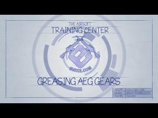 EvikeTV [The Training Center] - Greasing AEG Gears