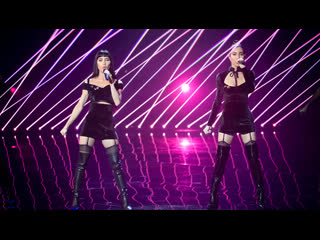 The Veronicas - Biting My Tongue (Live on The Voice Australia 2020)