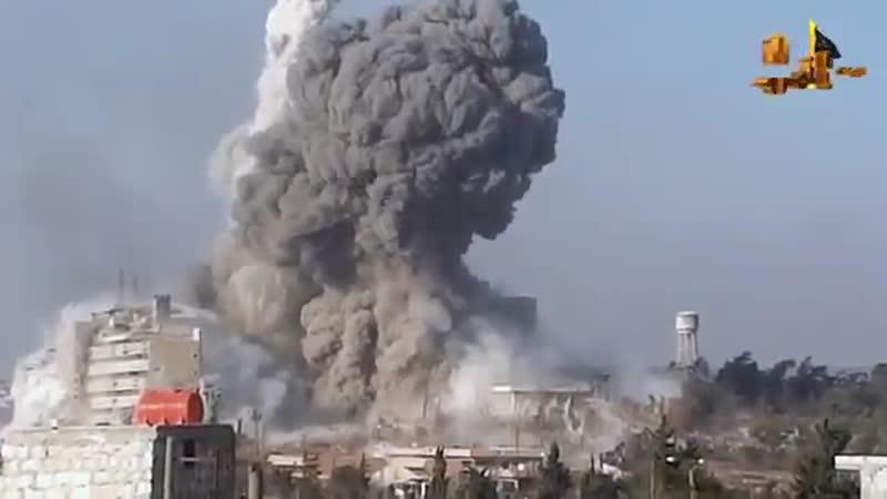 Сирия. Алеппо. Джебхат ан- Нусра .Операция в Кинди. Полная версия. 2013