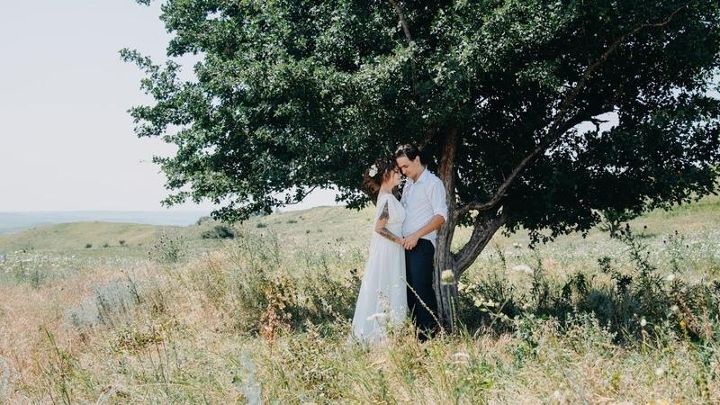 Александр и Виолетта Свадебный клип