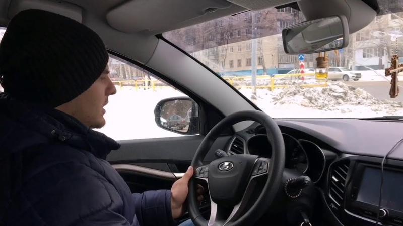 Тестим на ходу Lada Vesta архив 2019г вся правда о бестселлере