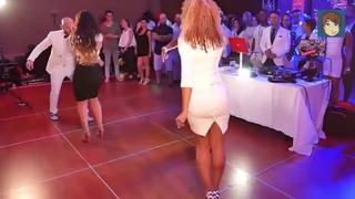 Обалденные песня и танец!!! РЯБИНА И КАЛИНА Танечка Козловская