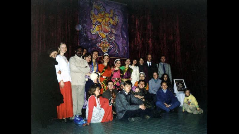 Sahaja Yoga Concert in Sebastopol 2001