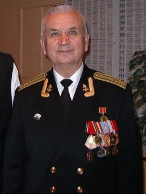В.М. Зазнобин - предствитель коллектива авторов ВП СССР