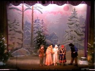 """Новогодняя сказка для детей - """"Счастливый билет""""  - Кулебаки. Дворец Культуры им. Дубровских"""