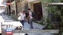 Волонтеры НПО SOS Chrétiens d'Orient помогают сирийскому народу восстанавливать разрушенные дома