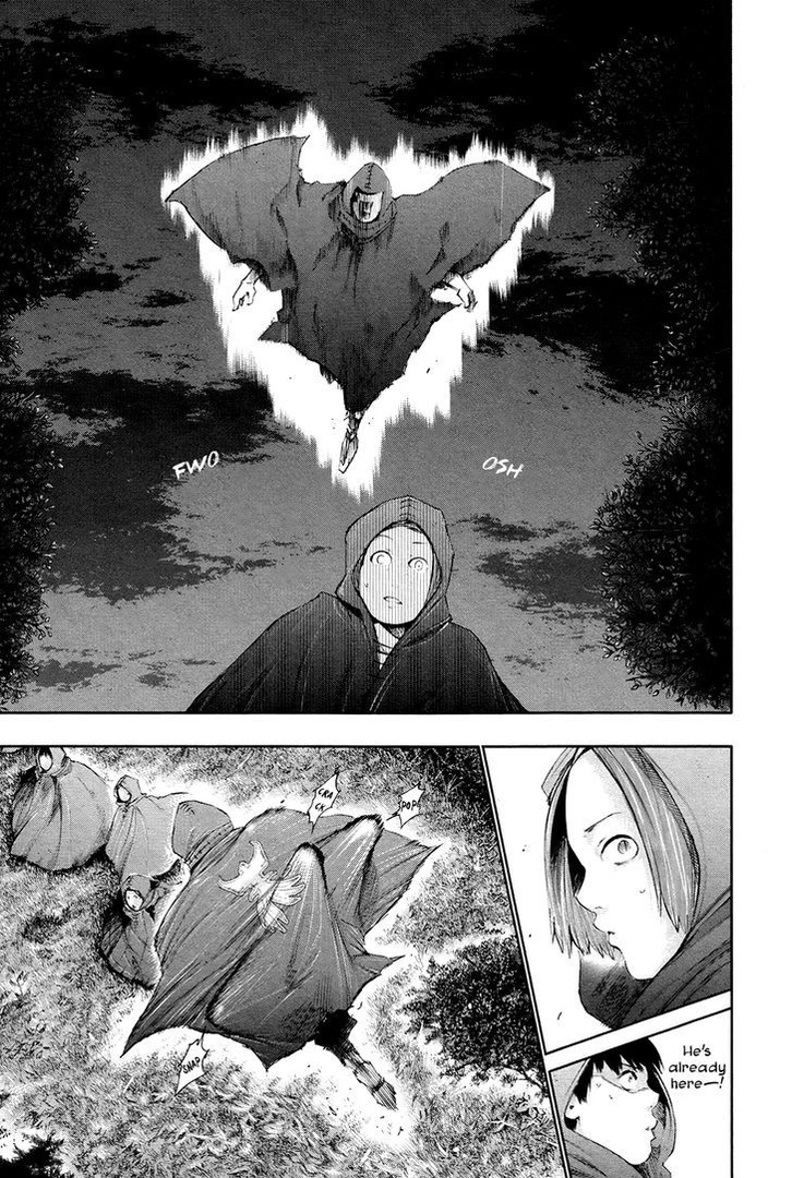 Tokyo Ghoul, Vol.6 Chapter 57 Escape, image #9