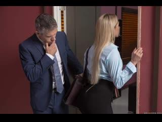 Опытный мужик трахнул жопастую бизнес леди (Abella Danger,инцест,milf,минет,русское,секс,анал,мамку,сиськи,PornHub,зрелую)