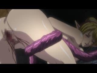 (hentai/хентай/porno) - Elf Hime Nina 1 Озвучка