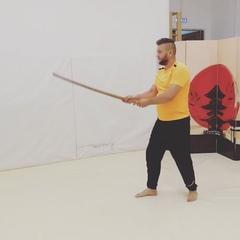 Алексей Лобзов on Instagram: Танец с саблями, физкультурно-оздоровителтный. Надрез на две стороны.  #selfdefense #kungfu #секцияайкидо #детскаясек...
