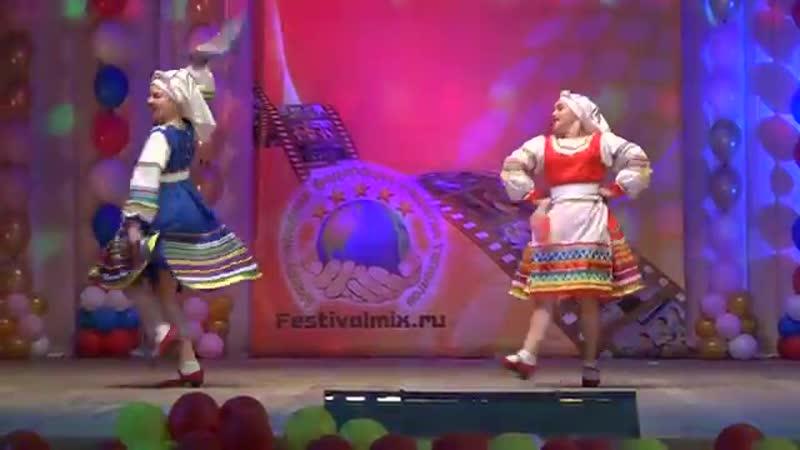 Народный танец Тары бары растабары