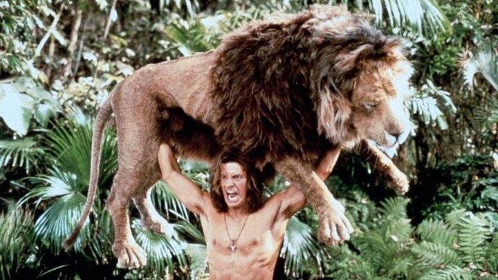 Джордж из джунглей George of the Jungle 1997 оевик мелодрама комедия History Porn