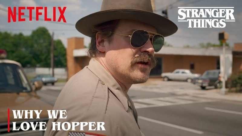 HOPPER WE LOVE YOU