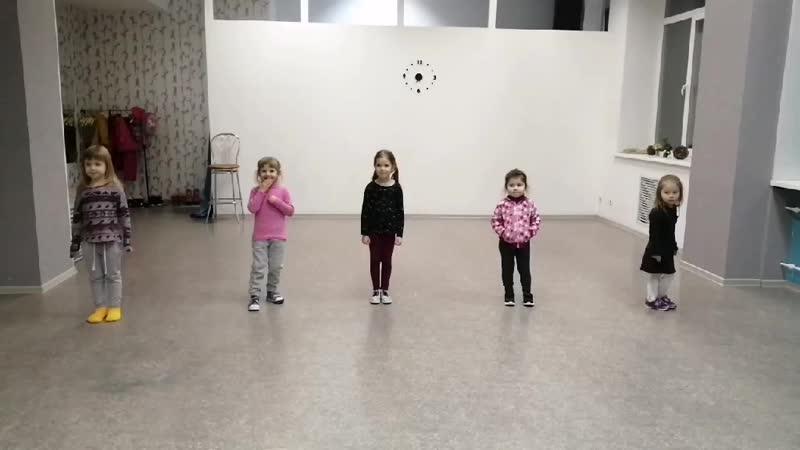 Бэби Dance 3 5 лет Фиксики