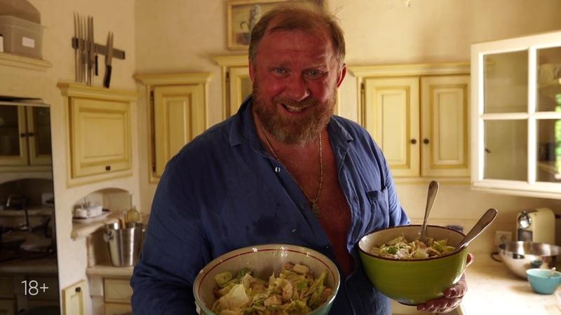 Рецепты от Ивлева салат цезарь тар тар из тунца и авокадо