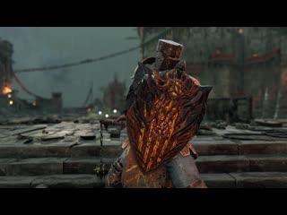For Honor   Новое оружие для завоевателя и хитокири