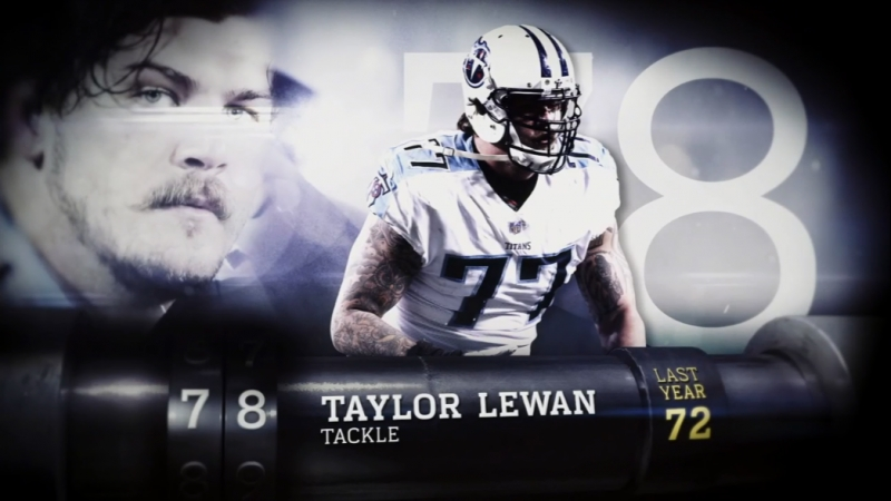 Top 100 Players of 2018 № 78 Taylor Lewan