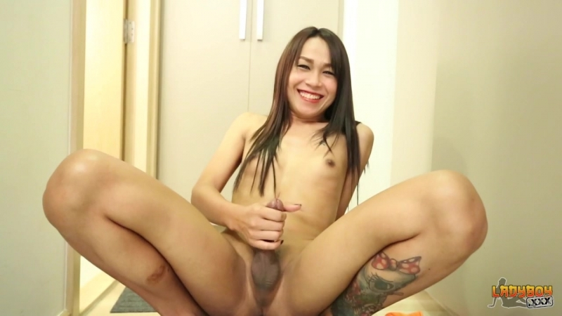 Ladyboy xxx Cakes Sexy Backside Tattooed