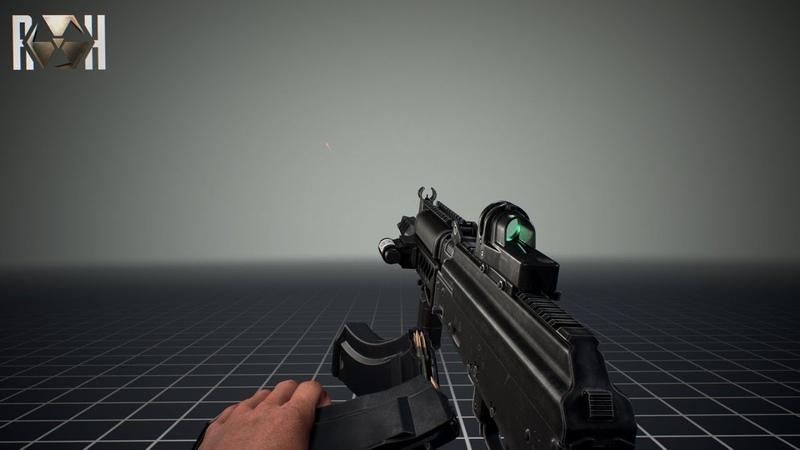 [Ray of Hope] AKS74U