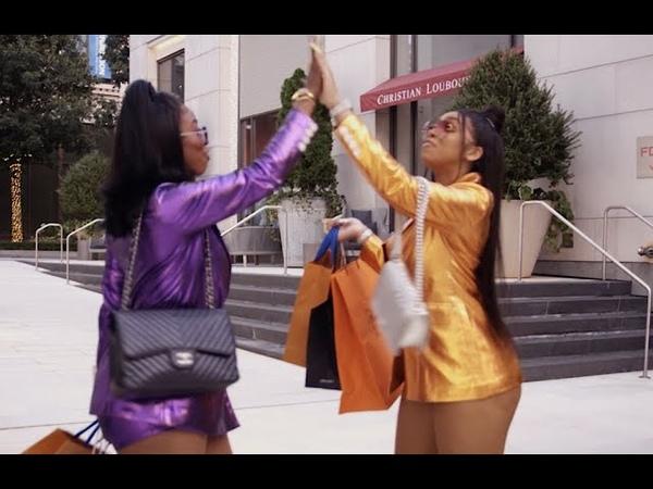 LightSkinKeisha On Read FEAT Kash Doll Music Video
