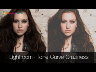 Lightroom Tutorial #3 - Tone Curves explained and how you can Get Creative\\m