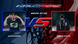 Ugly Fate vs Whiphead | MAIN EVENT 1/2 FINAL | THE KRUMPIRE 2020