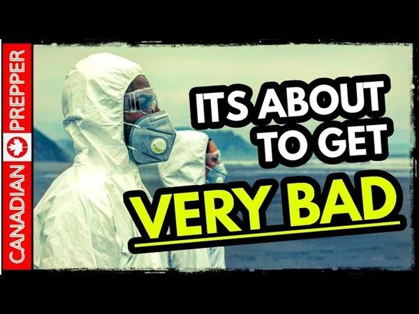 45 WARNING Market Crashing Pandemic Imminent YouTube